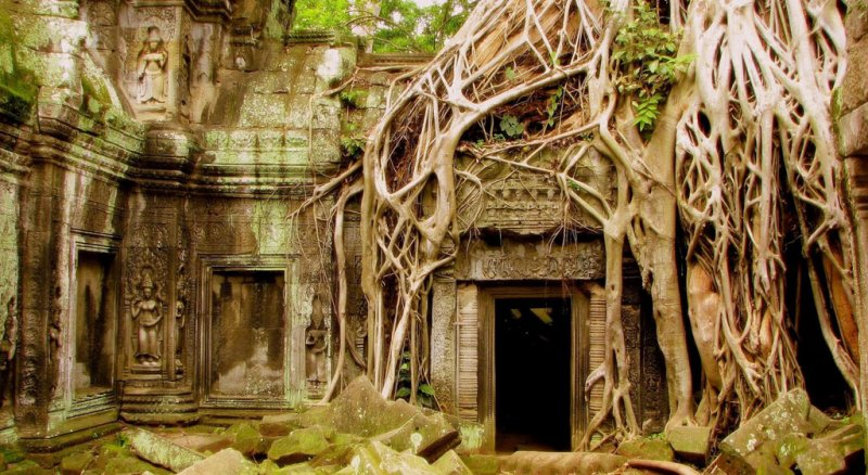 taprom1w800h438 Angkor Wat Private DayTour